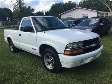 2000 Chevrolet S-10 for sale in Orlando, FL