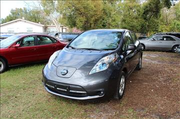 2013 Nissan LEAF for sale in Orlando, FL
