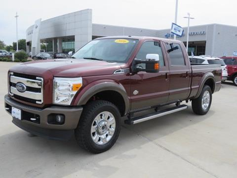 2016 Ford F-250 Super Duty for sale in Temple TX