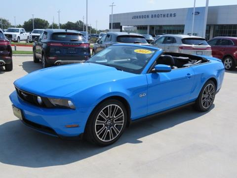 2011 Ford Mustang for sale in Temple TX