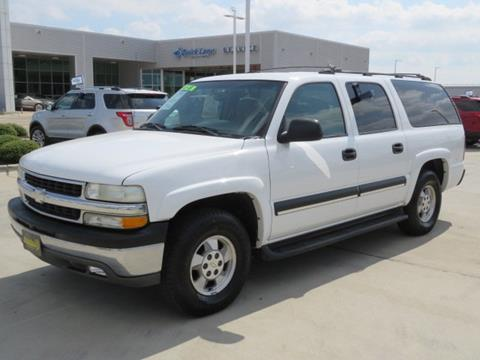2003 Chevrolet Suburban for sale in Temple, TX
