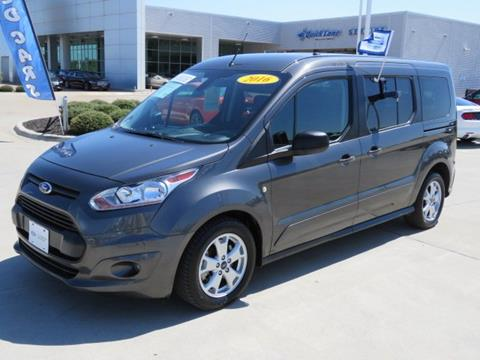 2016 Ford Transit Connect Wagon for sale in Temple TX
