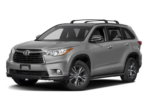 2016 Toyota Highlander for sale in Temple, TX