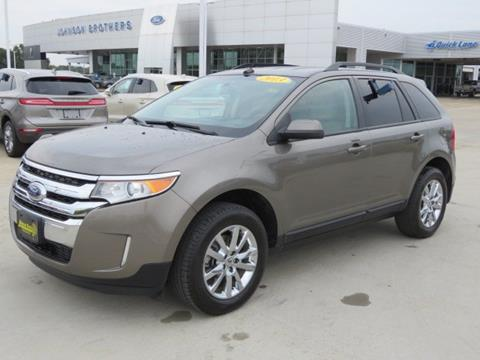 2013 Ford Edge for sale in Temple TX