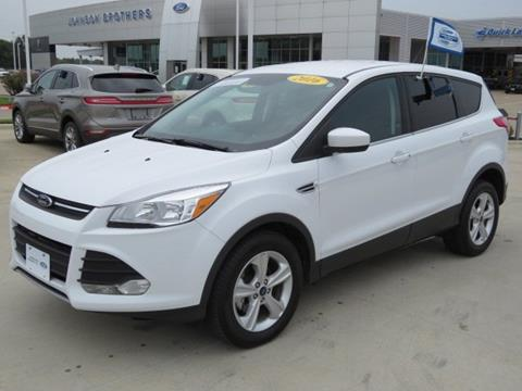 2016 Ford Escape for sale in Temple TX