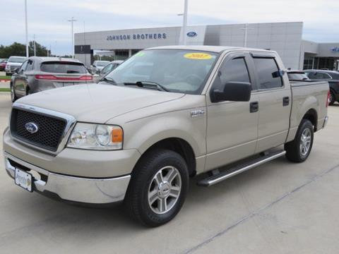 2007 Ford F-150 for sale in Temple TX