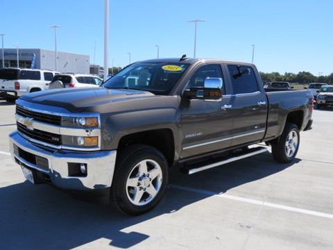 2015 Chevrolet Silverado 2500HD for sale in Temple, TX