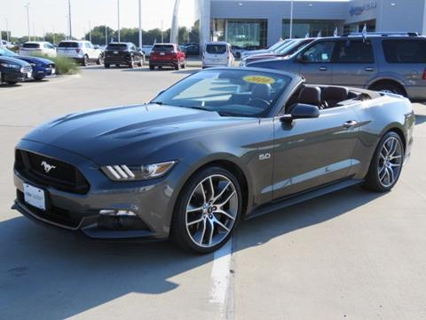 2016 Ford Mustang for sale in Temple TX