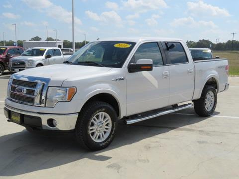 2010 Ford F-150 for sale in Temple TX