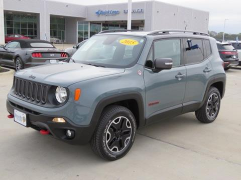 2015 Jeep Renegade for sale in Temple TX