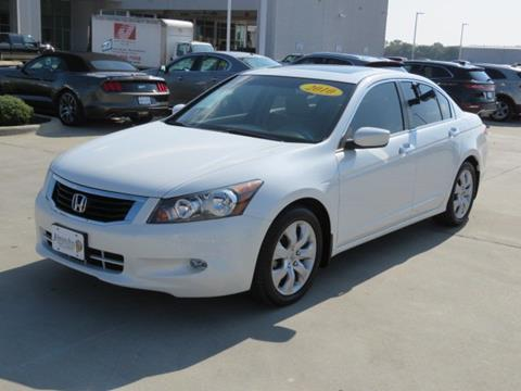 2010 Honda Accord for sale in Temple TX