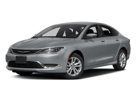 2016 Chrysler 200 for sale in Temple TX