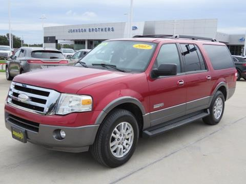 2007 Ford Expedition EL for sale in Temple, TX