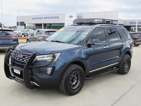 2016 Ford Explorer for sale in Temple TX