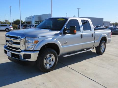 2015 Ford F-250 Super Duty for sale in Temple TX