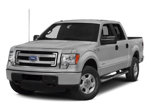 2014 Ford F-150 for sale in Temple TX