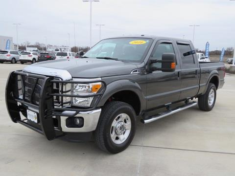 2016 Ford F 250 Super Duty For Sale Carsforsale Com