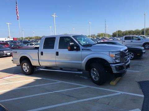 2016 Ford F-250 Super Duty for sale in Temple, TX