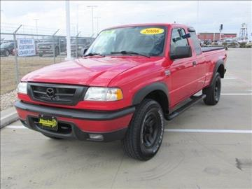 2006 Mazda B-Series Truck for sale in Temple, TX