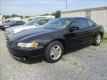 1998 Pontiac Grand Prix for sale in Jefferson City, TN
