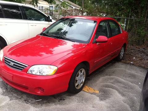 2003 Kia Spectra for sale in Southport, NC