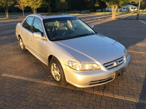 2002 Honda Accord for sale in Union City, GA