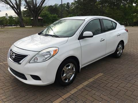 Nissan Of Union City >> Nissan Versa For Sale In Union City Ga Professional Auto