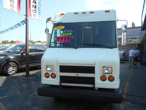 1997 GMC Forward Control for sale in Spencer, MA