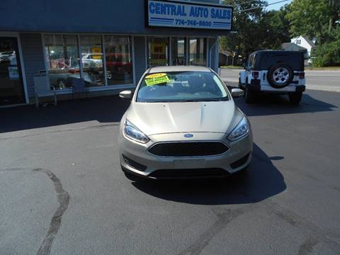 Central Auto Sales >> Central Auto Sales Used Cars Spencer Ma Dealer