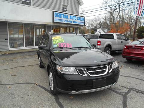 2008 Saab 9-7X for sale in Spencer, MA