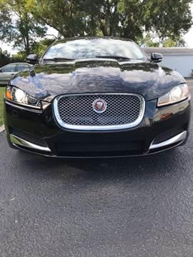 2014 Jaguar XF for sale in Sanford, FL