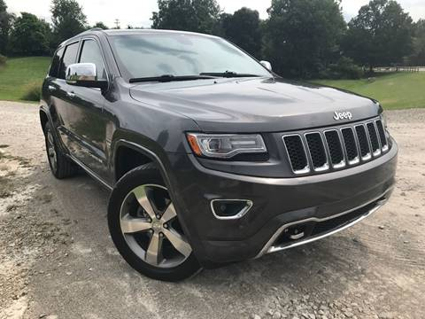 2014 Jeep Grand Cherokee for sale in Zanesville, OH