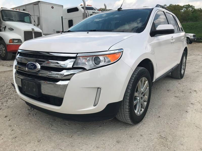 Ford Edge Awd Sel Dr Crossover Zanesville Oh