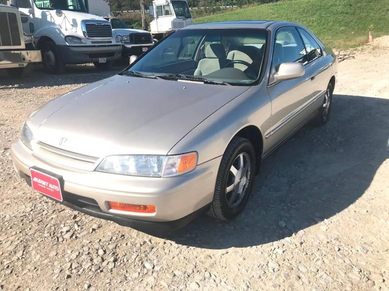 1995 Honda Accord EX 2dr Coupe   Zanesville OH