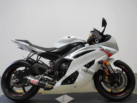 2015 Yamaha YZF-R6 for sale in Sandusky, MI