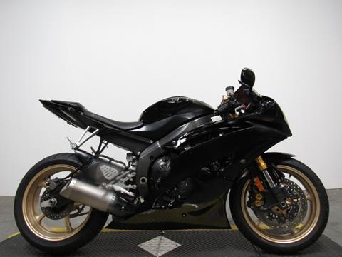2009 Yamaha YZF-R6 for sale in Sandusky, MI