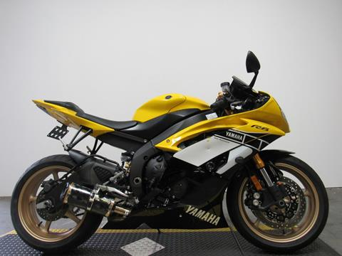 2016 Yamaha YZF-R6 for sale in Sandusky, MI