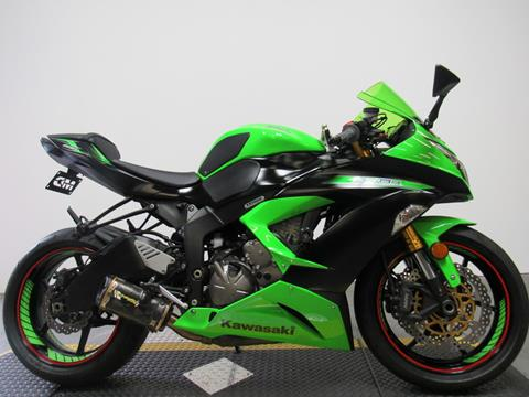 2014 Kawasaki Ninja ZX-6R for sale in Sandusky, MI