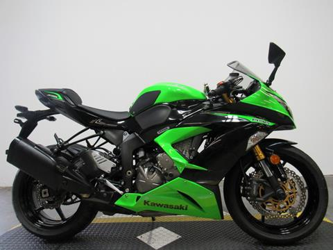 2013 Kawasaki Ninja ZX-6R for sale in Sandusky, MI