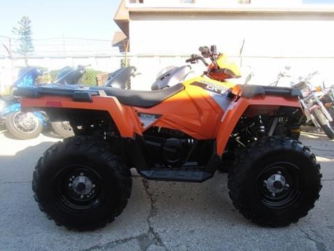 2016 Polaris Sportsman® 570 Orange Bur for sale in Sandusky, MI