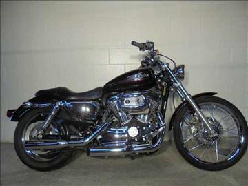 2007 Harley-Davidson Sportster for sale in Sandusky, MI