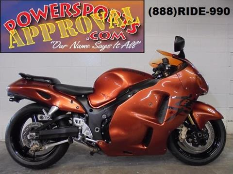 2007 Suzuki Hayabusa for sale in Sandusky, MI