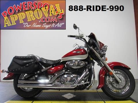 2008 Suzuki Boulevard  for sale in Sandusky, MI