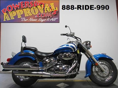 2007 Suzuki Boulevard C50 for sale in Sandusky, MI