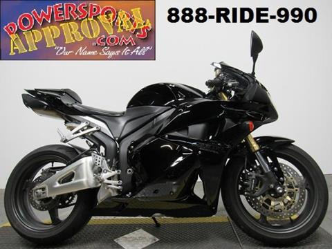 2012 Honda CBR600RR for sale in Sandusky, MI