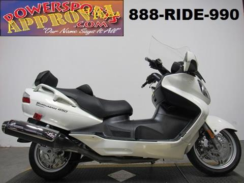 2012 Suzuki Burgman for sale in Sandusky, MI