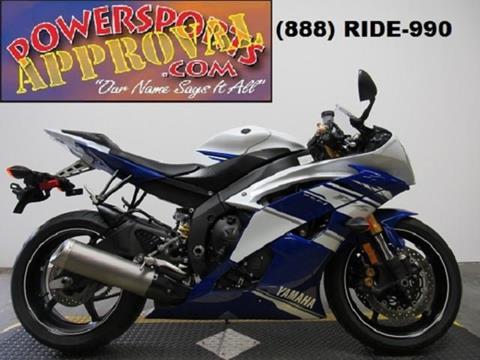 2014 Yamaha YZF-R6 for sale in Sandusky, MI