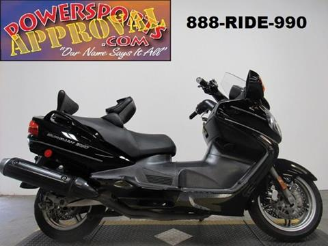 2004 Suzuki Burgman for sale in Sandusky, MI