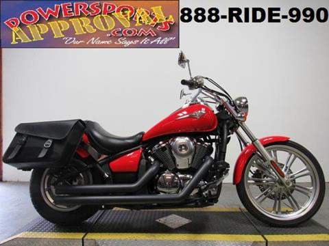 2008 Kawasaki Vulcan 900 Custom for sale in Sandusky, MI