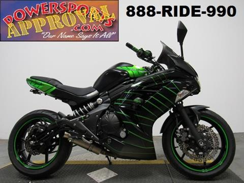 Used Kawasaki Ninja For Sale Carsforsalecom